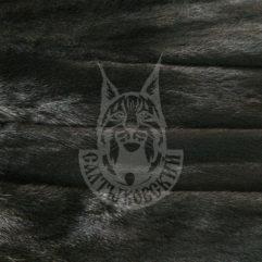 Шкурки норки выделанные (Сканблэк)
