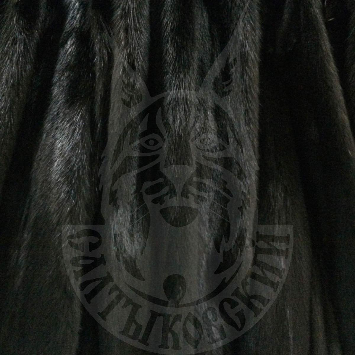 Норка «Сканблэк» на аукционе Saga Furs